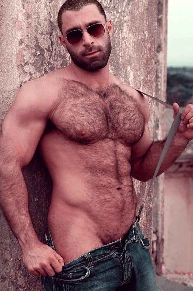 Tumblr Hairy Gay Men
