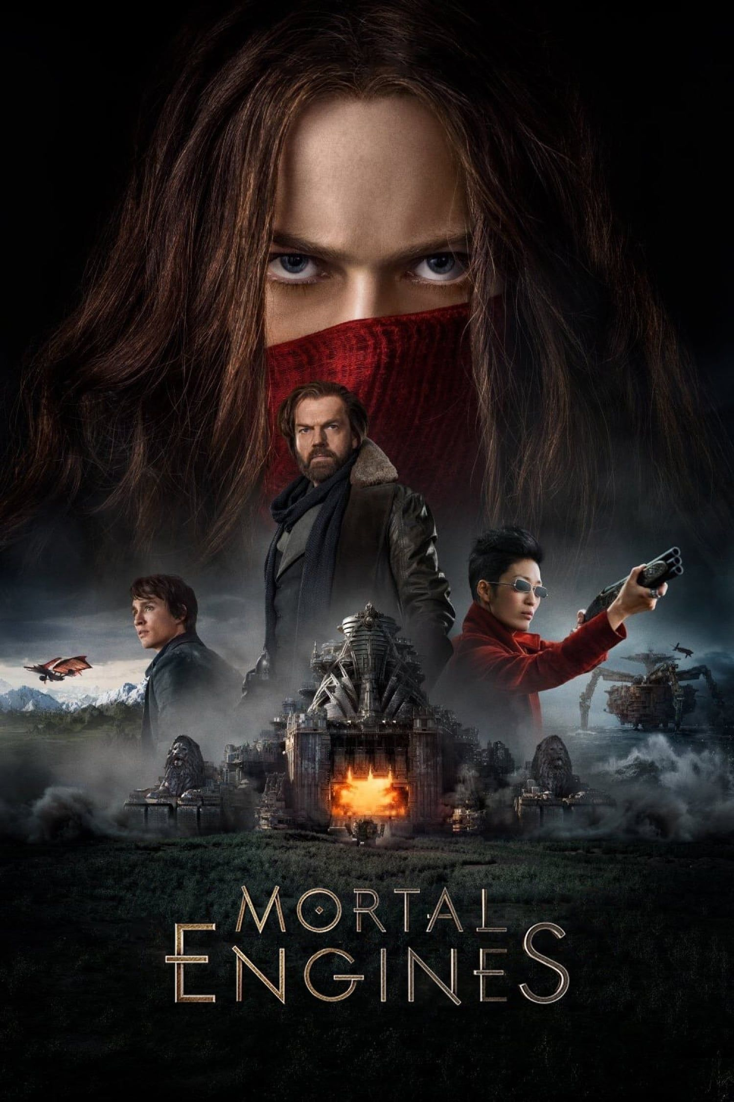 Descargar Mortal Engines 2018 Pelicula Completa Ver Hd Espanol