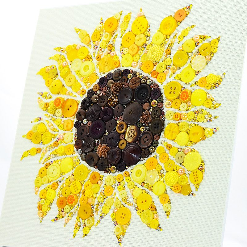 Add a burst of sunshine to any room with this gorgeous bespoke ...