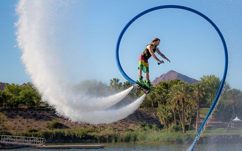 Highlight Lake Las Vegas Water Sports by Matt