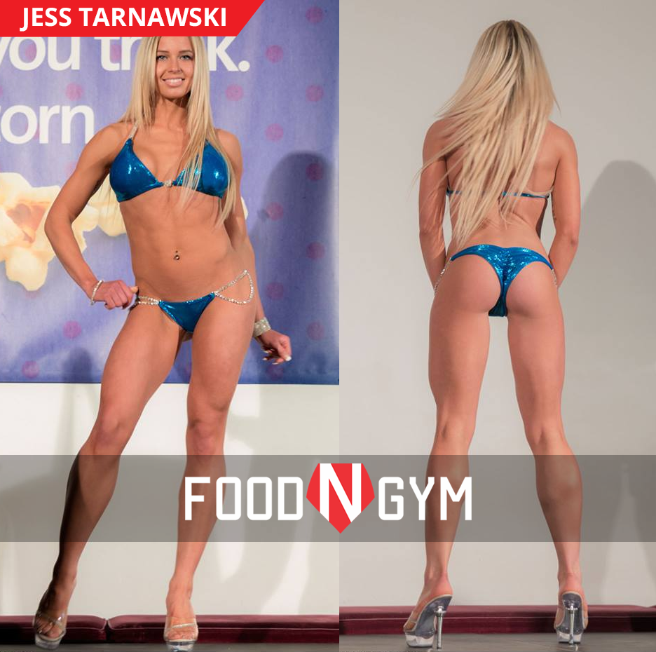 great and fit with jess tarnawski #great #ass #fit | fitness girls