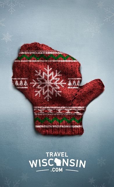 Travel Wisconsin Mitten by Michael Gottschalk. See more about unique categories on