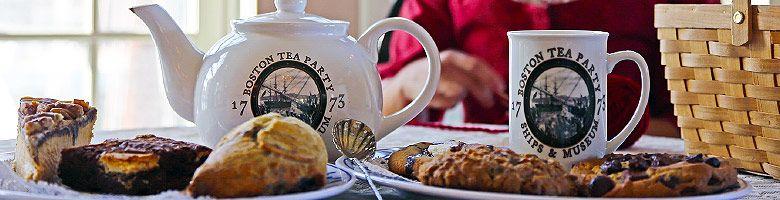 Abagail\'s Tea Room, next to the Boston Tea Party Museum | boston ...