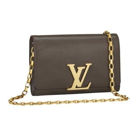 3b2f62419d6 Louis Vuitton Collections Défilés Chain Louise M94336 - €155.23  sac Louis  Vuitton portefeuille pas cher