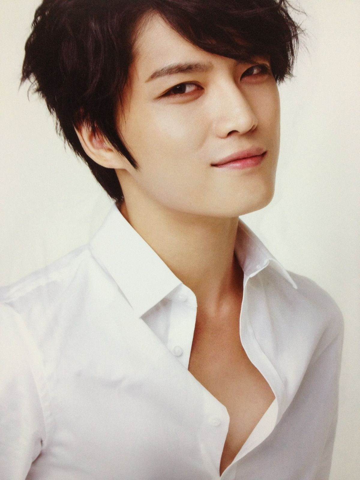 Jaejoong www | HQ PIC] 121128 Jaejoong for Tony Moly