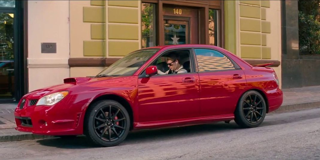 The Best Car Chases In Movie History Baby Driver Subaru Wrx Subaru