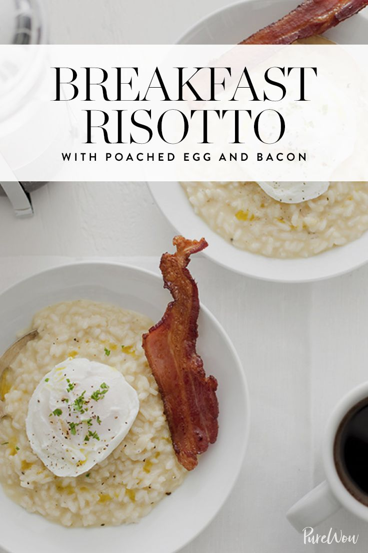 Breakfast Risotto Is Trending (and We Can\'t Wait to Make It at Home ...