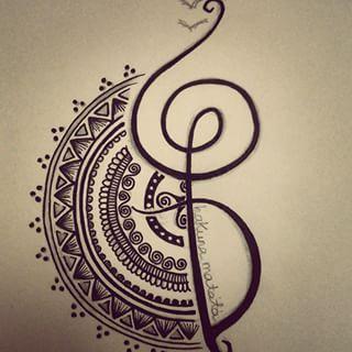 Zentangle Hakuna Matata Google Search Tattoos With Mo Tattoos