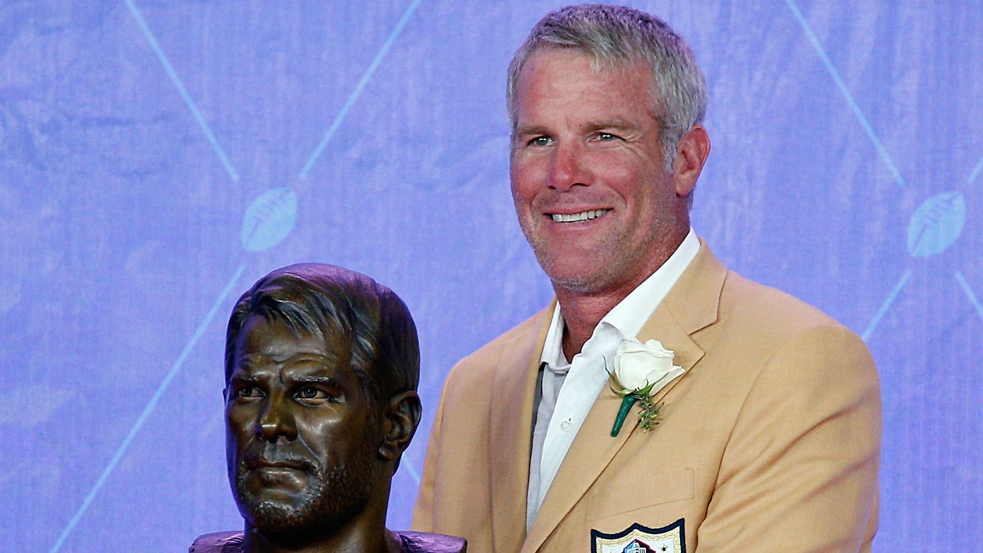 Brett Favre just taught us everything about fathers and