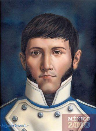 Francisco Javier Mina Batallon De San Patricio Historia De