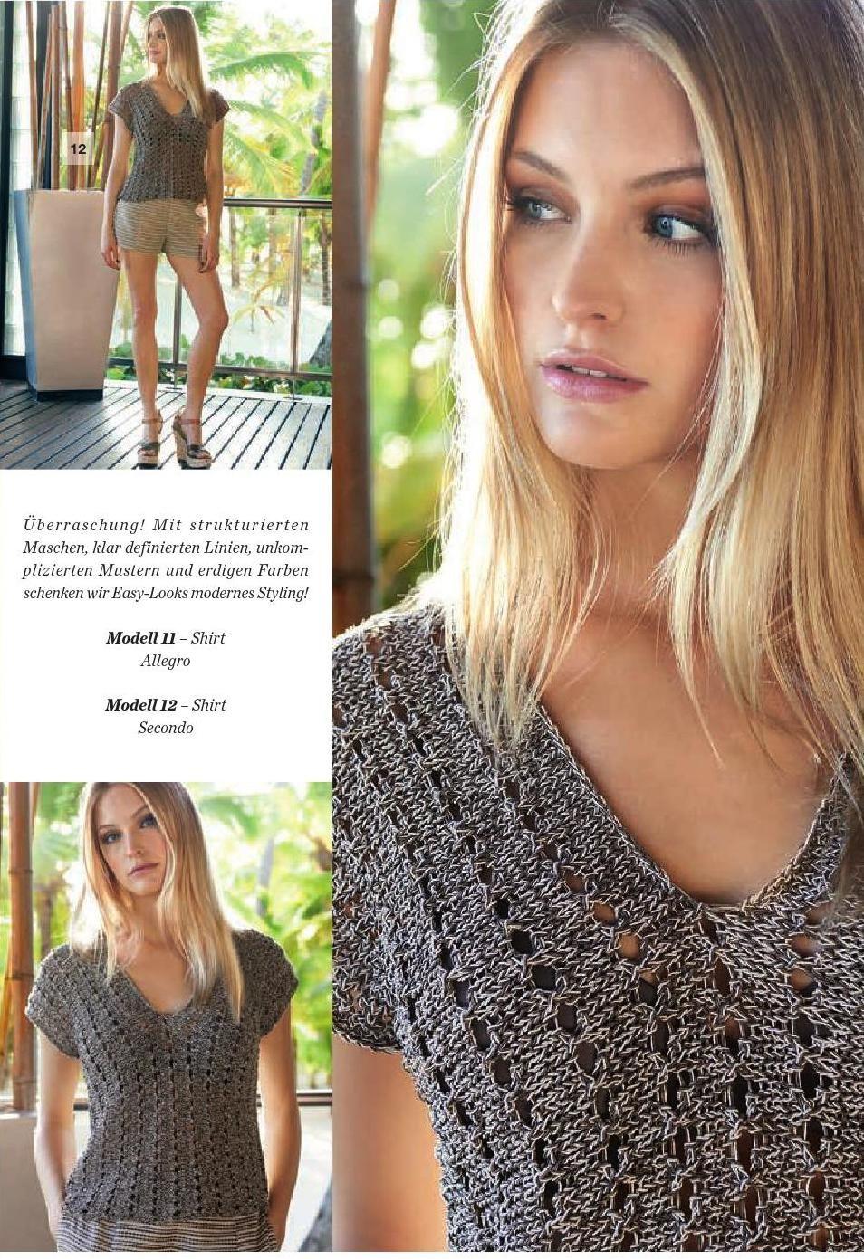 Lana Grossa FILATI Handstrick No. 56   Pinterest   Newspaper and Digital bc6c6dc42f