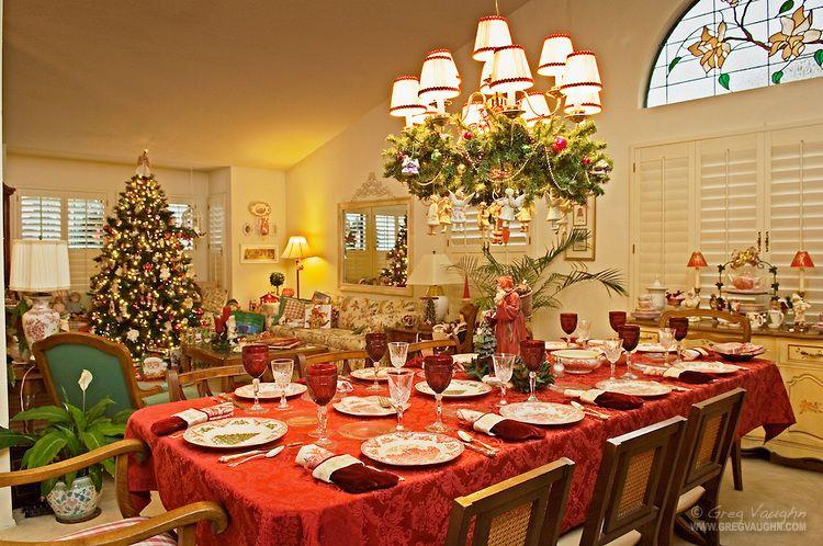 Christmas Dinner Table Greg Vaughn Photography Christmas Dining Room Table Decor Christmas Dinner Table Christmas Dining Table Decor