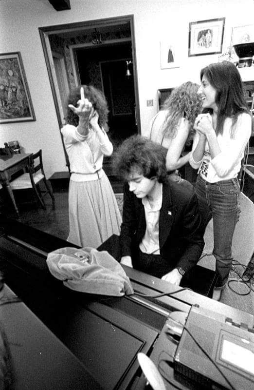 cda97be160ca4 Stevie Nicks with Sharon Celani