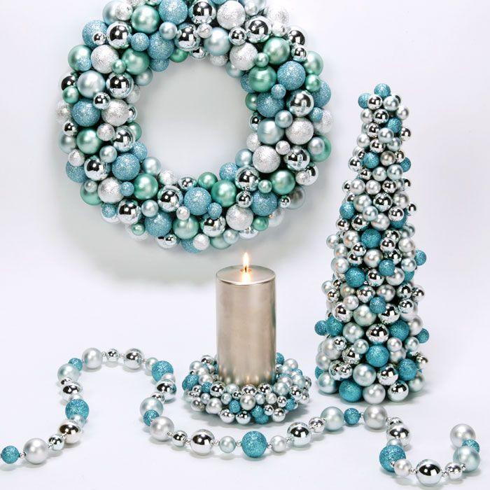 Nice Tiffany And Co Christmas Ornaments Part - 9: A Tiffany Blue Christmas