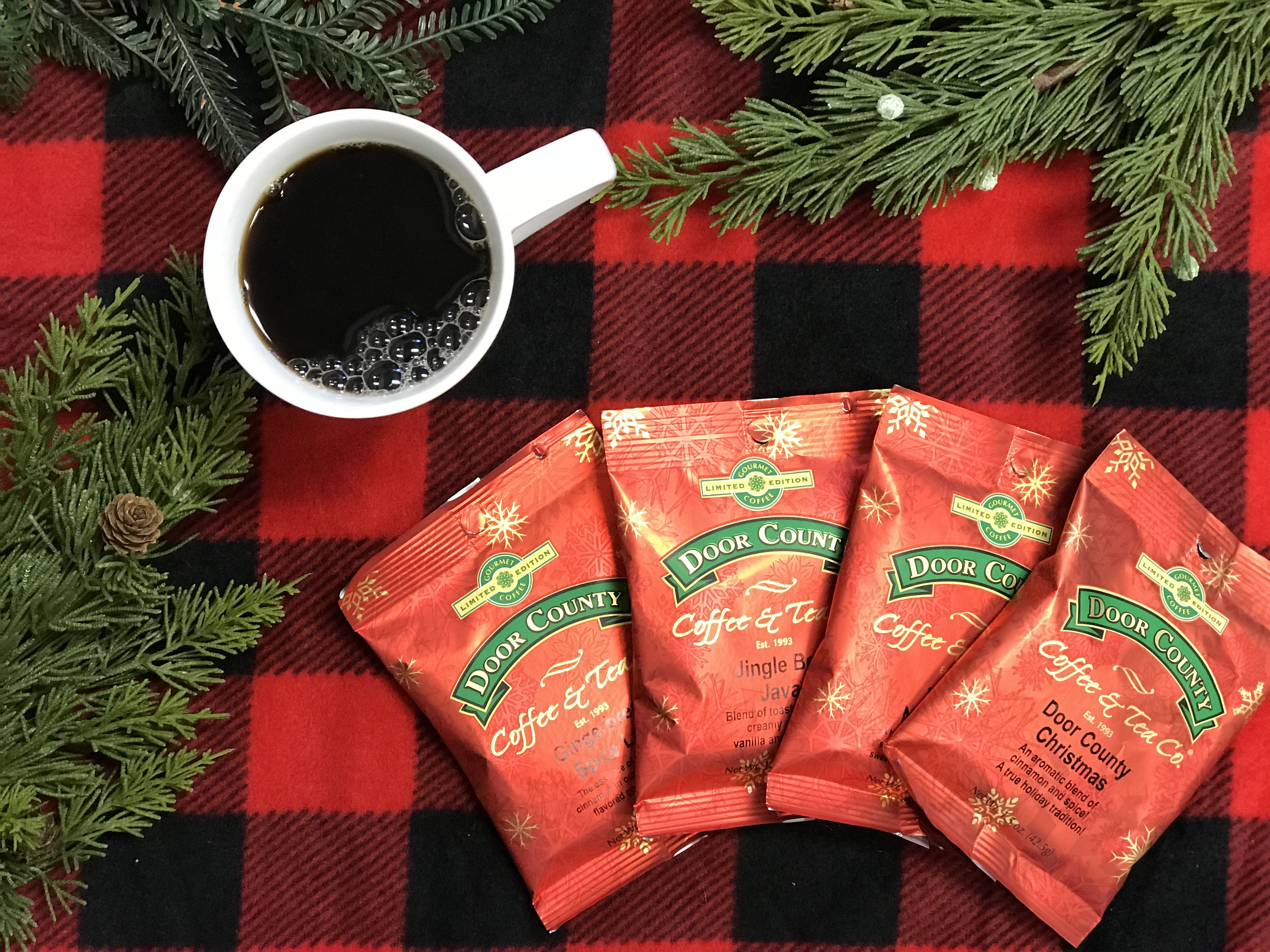 Holiday Flavors are here and ready for sipping Holiday