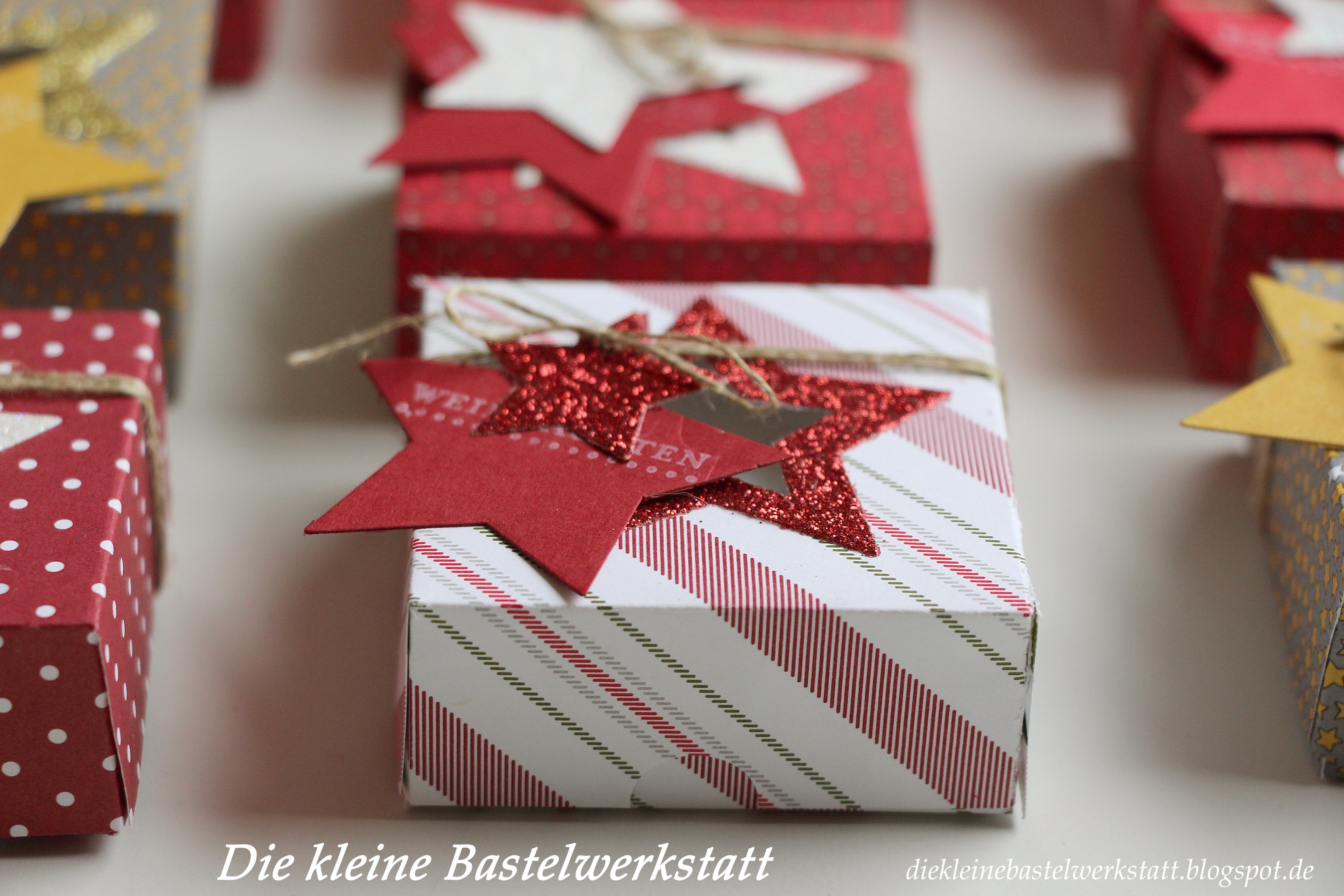 Weihnachten Bilder Bearbeiten.Beschreibung Bearbeiten Stampin Up Weihnachten Stern Maxi Teelicht