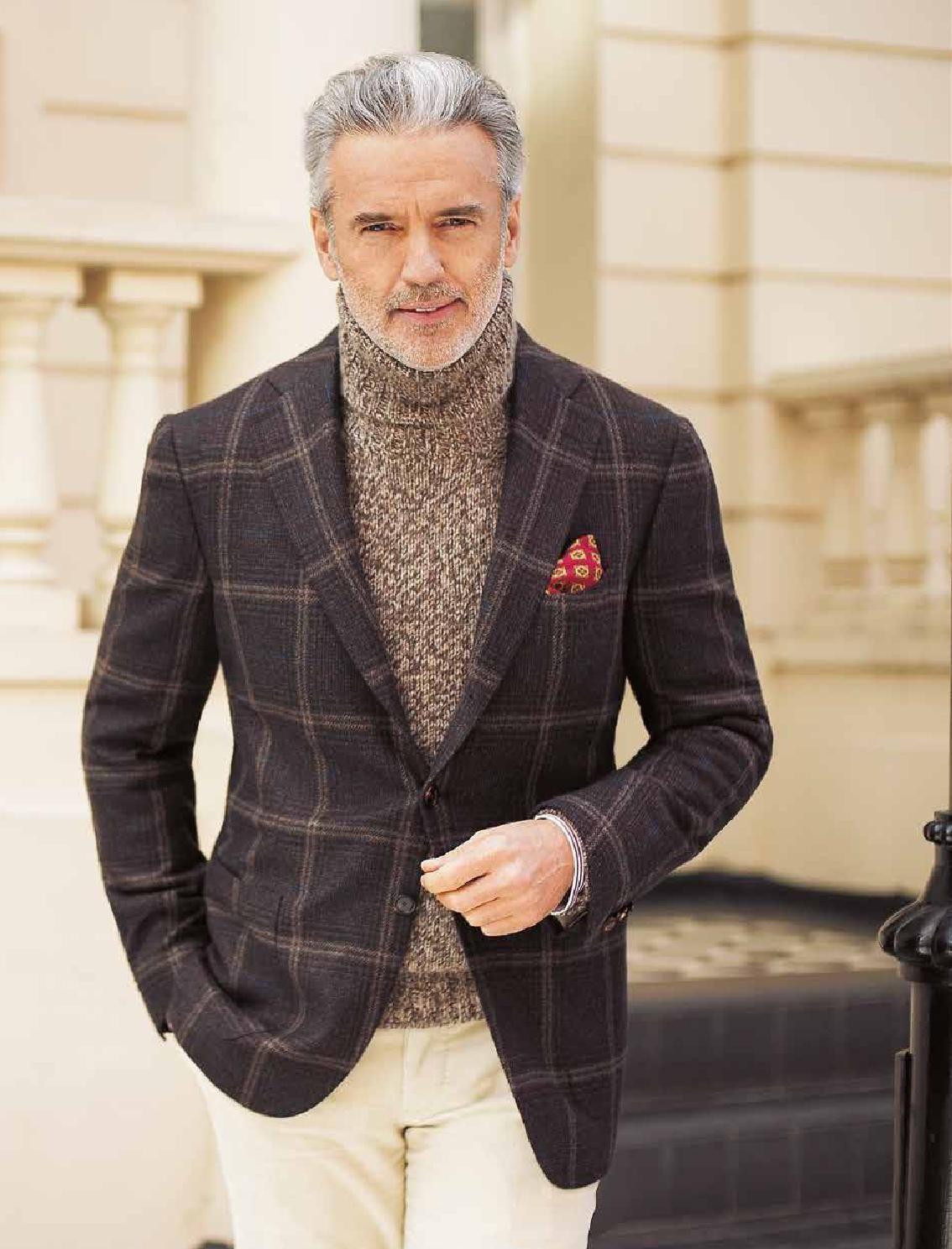 Vestiti Eleganti In Inglese.London Lifestyle Moda Maschile Casual Moda Uomo Inverno E