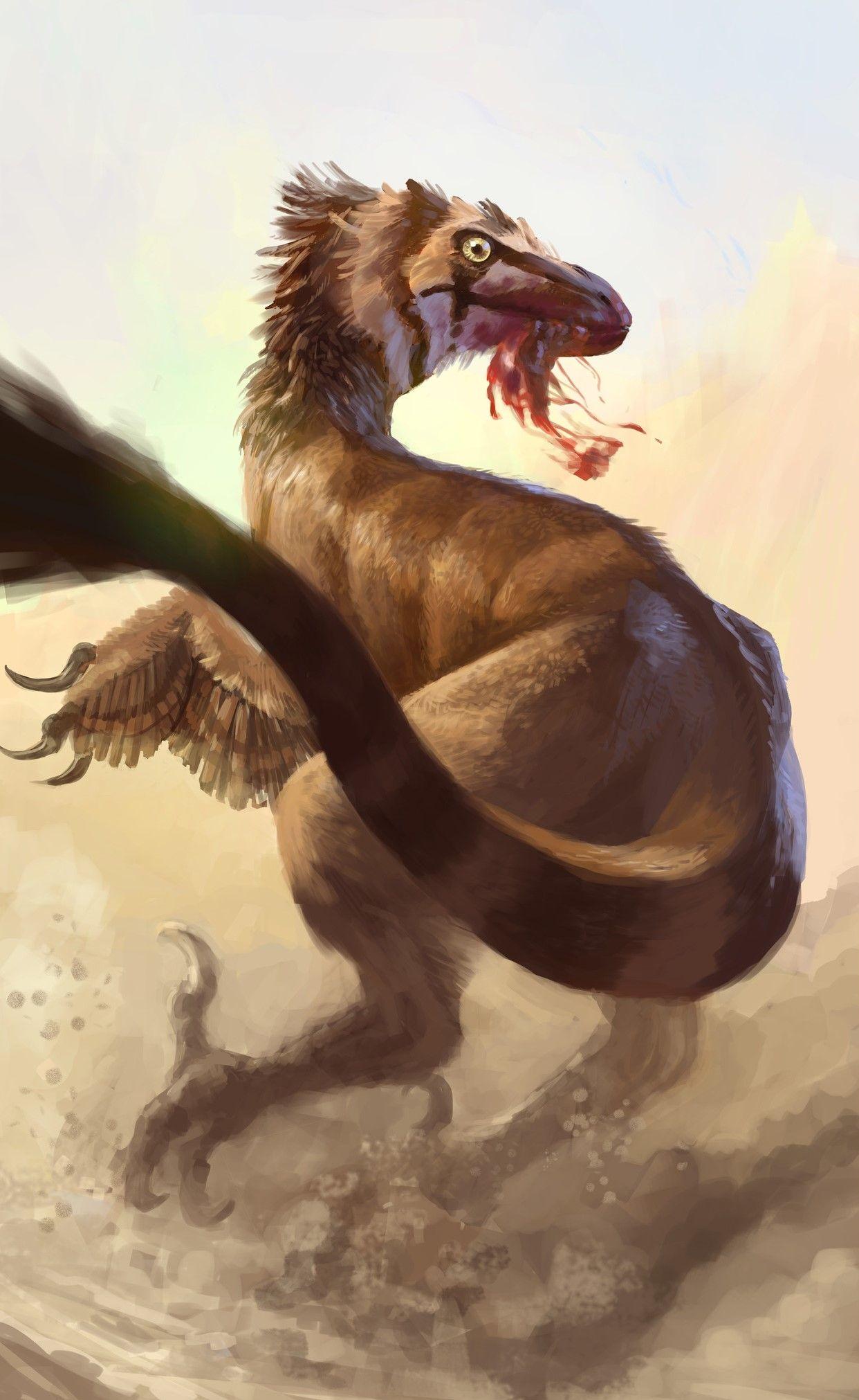 Utahraptor, Joan Redondo