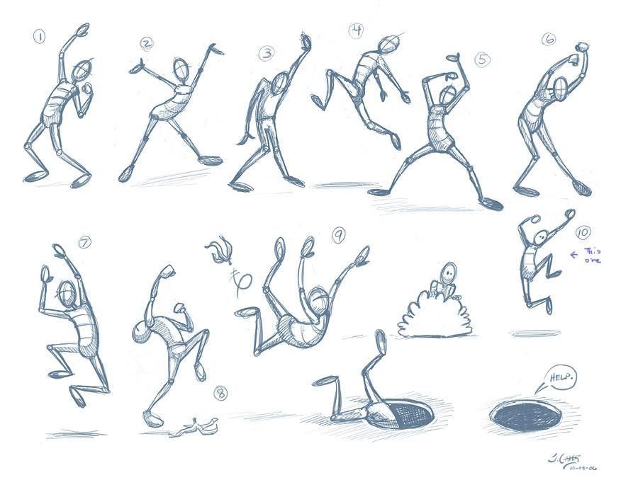 Dynamic Poses 2 Body Pose Drawing Art Reference Poses Art Poses