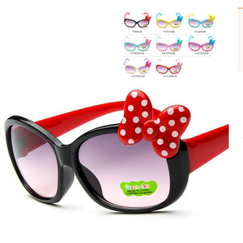 New Arrival Plastic Children Sunglasses Cute Princess Hello Kitty Style UV400 Protection Kids Sun Eyewear High Quality U101 //Price: $13.89 & FREE Shipping //     #hashtag1