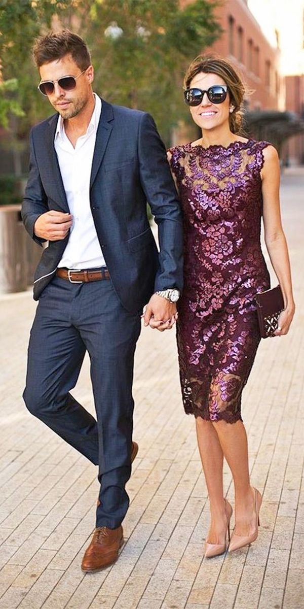 0ce1998bb26 guest dresses outfits for couple what to wear to fall wedding Man Wedding  Guest Outfit