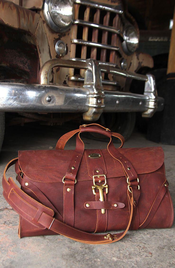 Col littleton no 1 grip bag designed by colonel