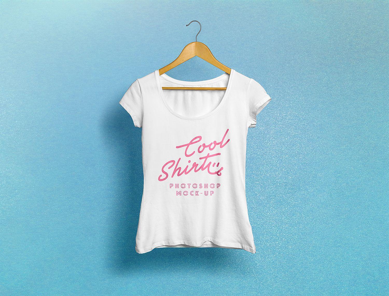Download Woman T Shirt Free Mockup T Shirts For Women Free Shirts Women