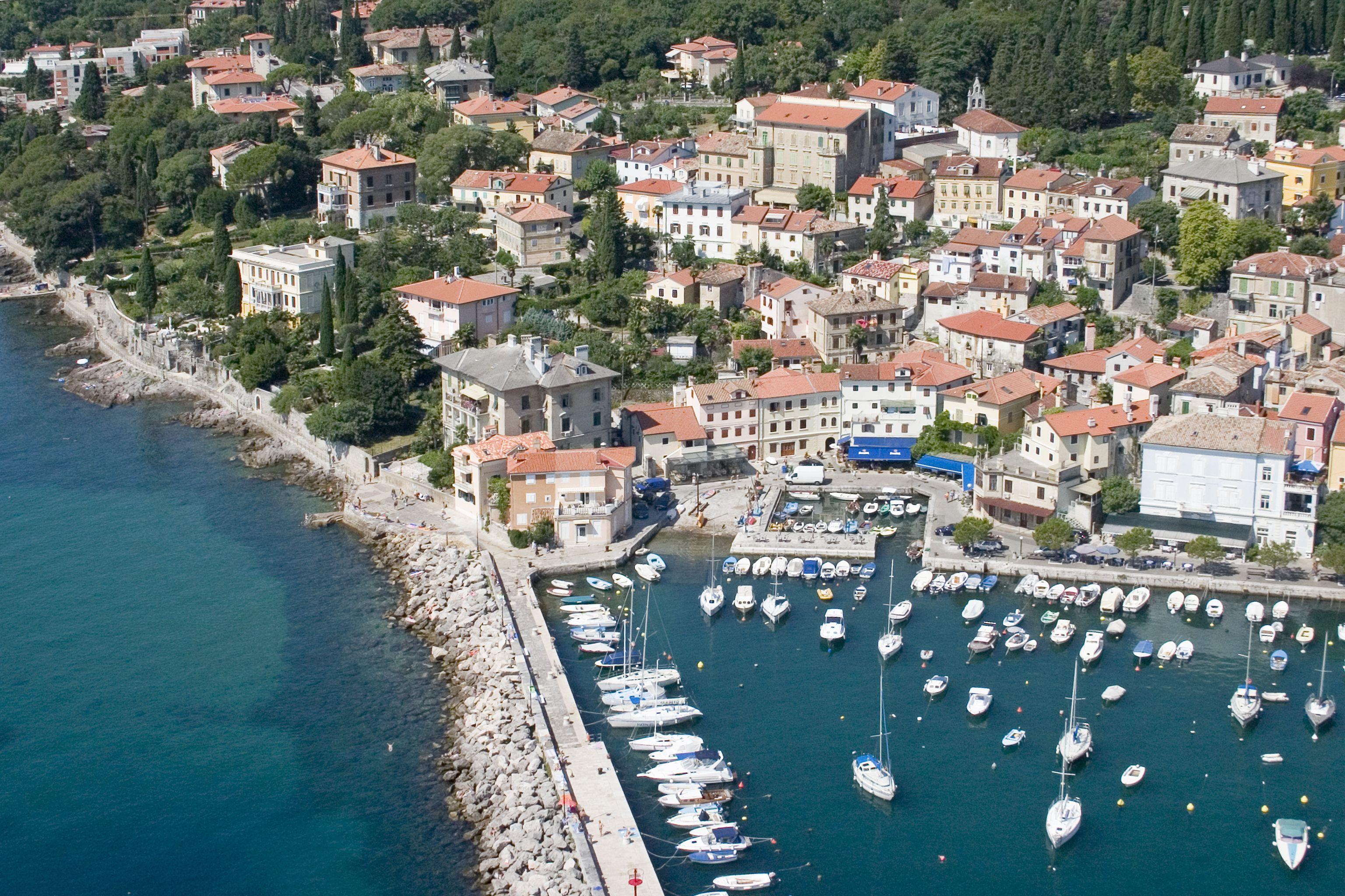 Volosko Opatija Croatia Croatia, Croatian coast