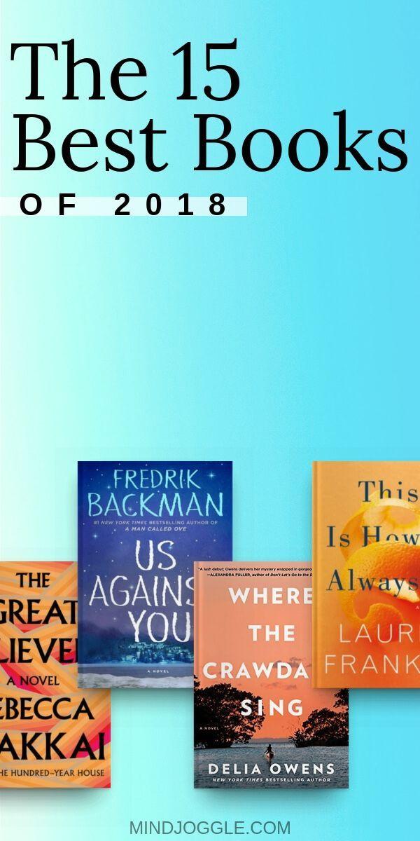 Die besten Bücher des Jahres 2018 #bookstoread