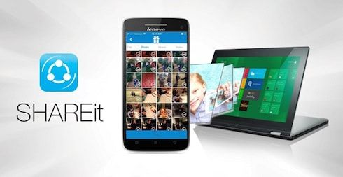 SHAREit 4.0 for PC Download APK Android, iPhone Shareit