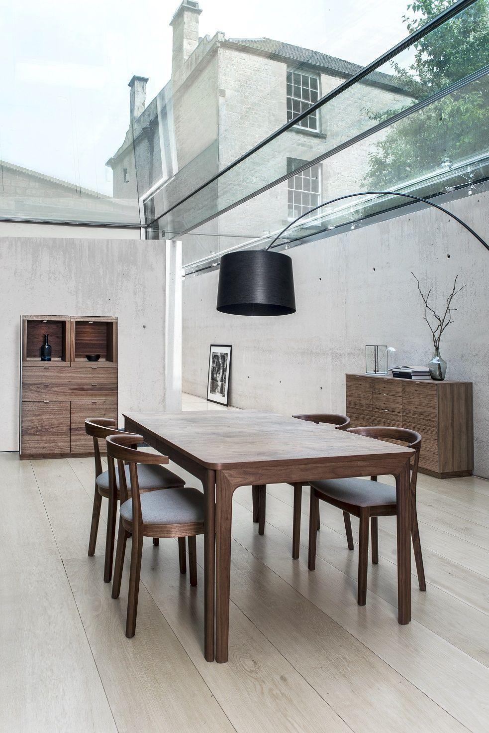 Skovby Sm39 Viktor Table Expandable Dining Table Extendable