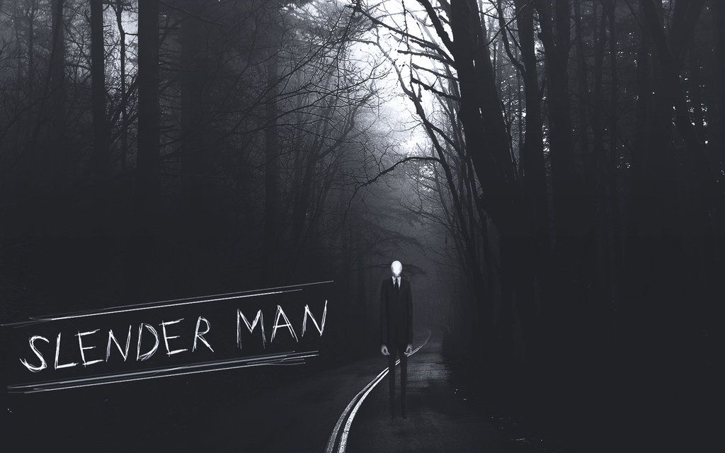 Wallpaper Slender Man By Pun4ik3 On Deviantart Slenderman Wallpaper Slender