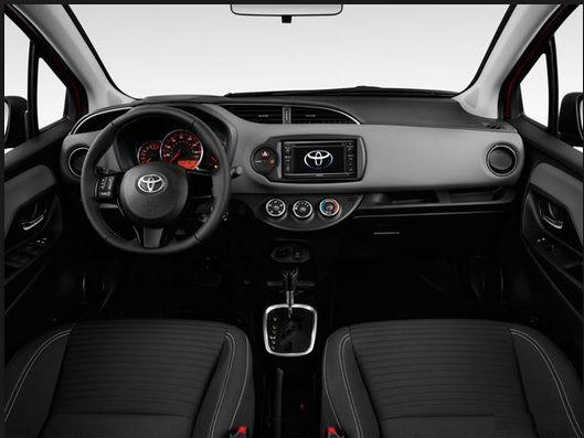 Captivating Toyota Yaris Interior Parts