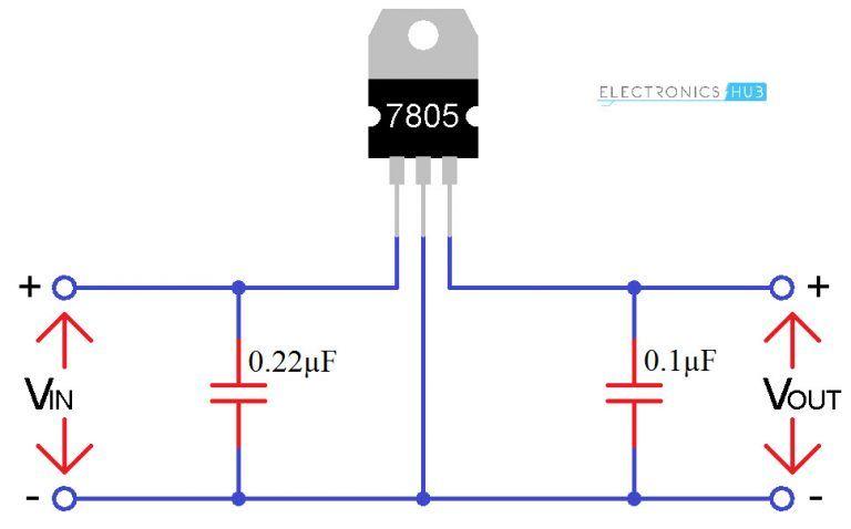 Pin On 7805