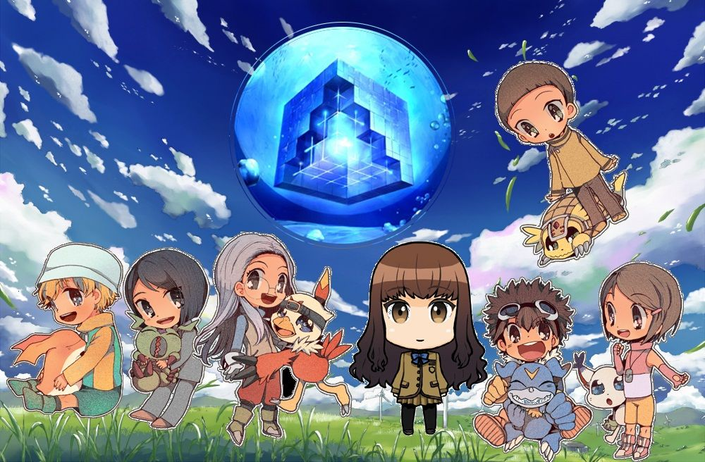 Digital Extra Chibi Fate Stay Night Crossover Chibi Digimon Come in to read stories and fanfics that span multiple fandoms in the fate/stay night universe. digital extra chibi fate stay night