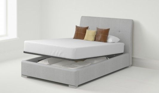 150cm Bedstead San Diego Grey   Decorating and interiors   Pinterest ...