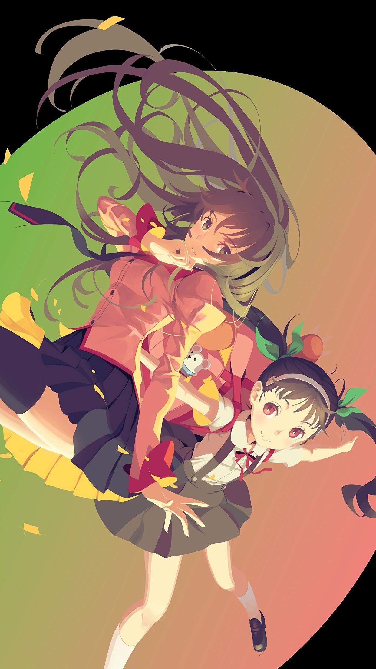154 Best Monogatari Series Images Anime Anime Art Manga