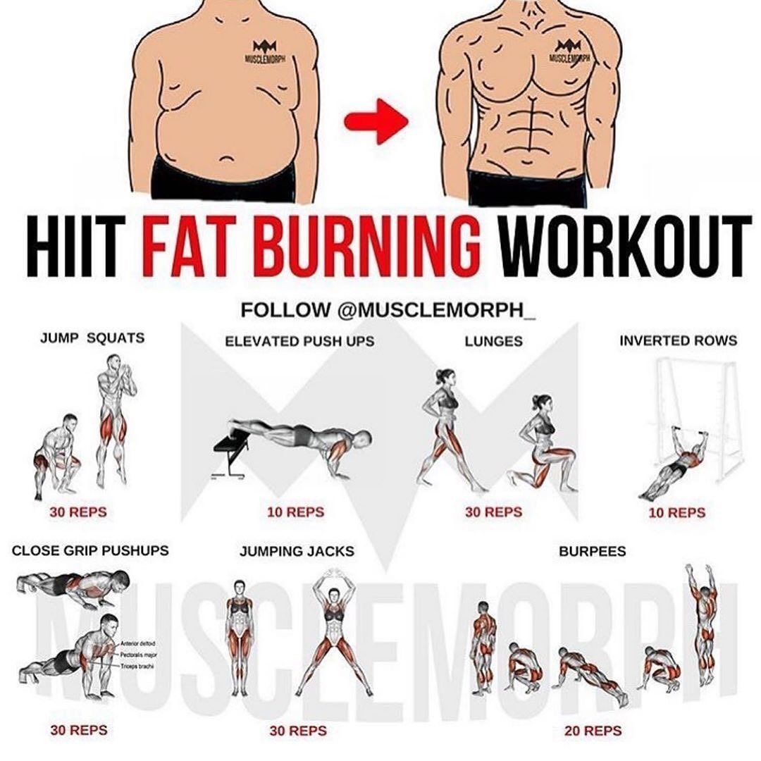 5 Quick And Easy HIIT Workouts For Training And To