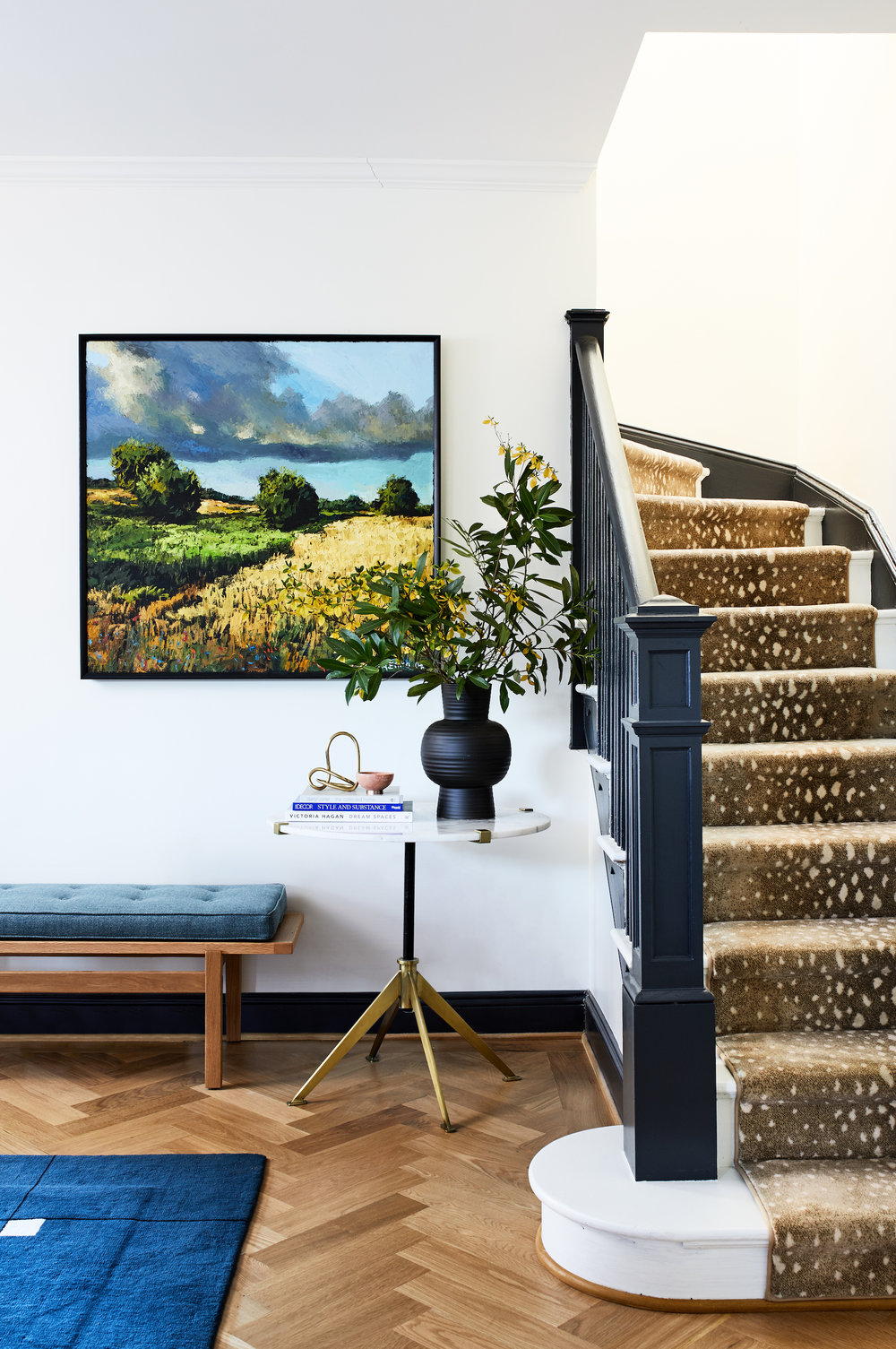Q&A with Featured Designer, Zoë Feldman Carpet colors