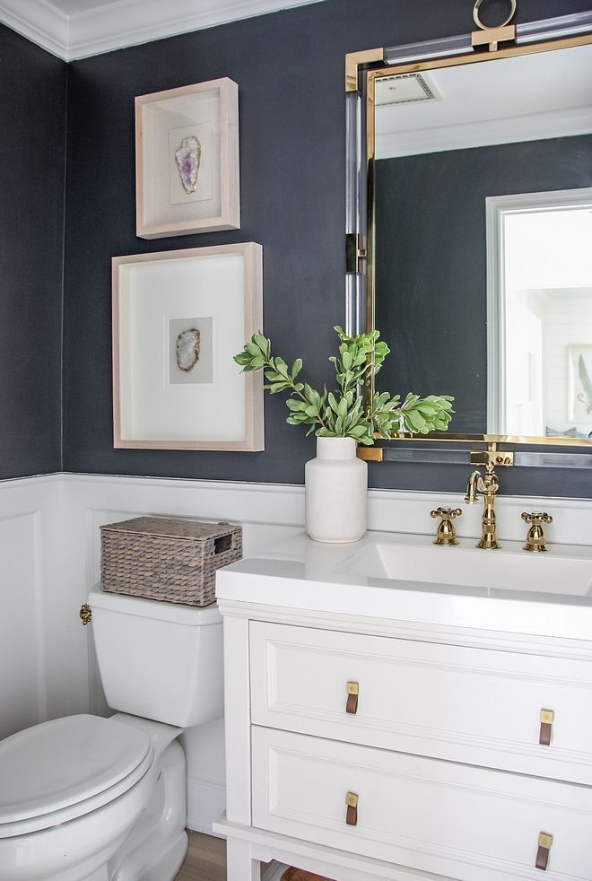 Beautiful Homes of Instagram: Fixer Upper (Home Bunch - An Interior Design & Luxury Homes Blog) - apartment.modella.club #bathroomvanitydecor