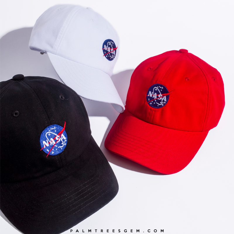 f3b2534c562 NASA Logo Dad Hat in 2019 | NASA | Dad hats, Hats, Beanie hats