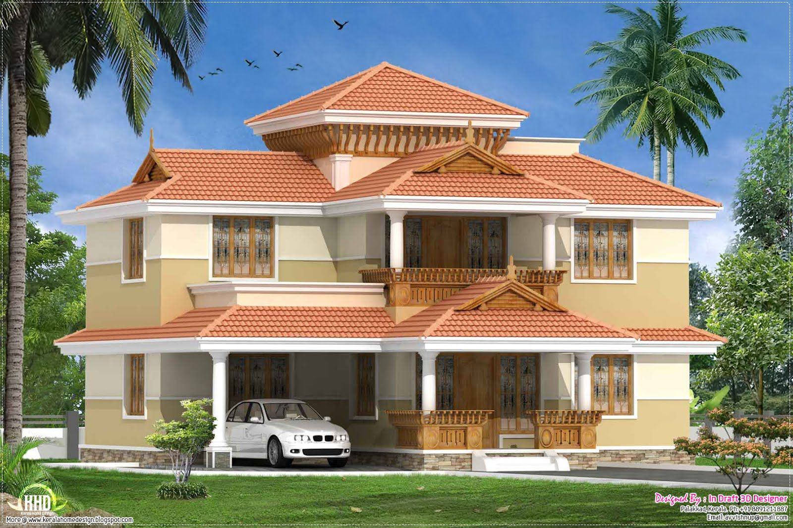 Icymi Kerala Home Design Blogspot 2015