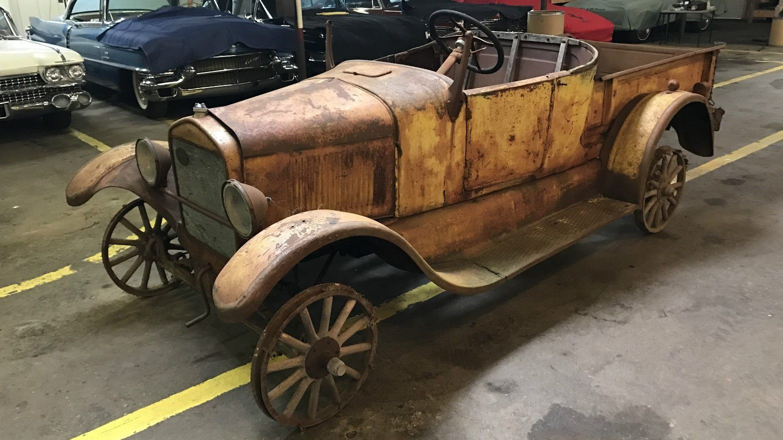 Patina Plus 1926 Ford Model T Pickup Model T Ford Models Barn