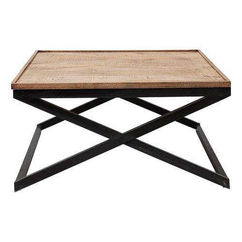Williston Forge Coffee Table Coffee Table Metal Frame Coffee