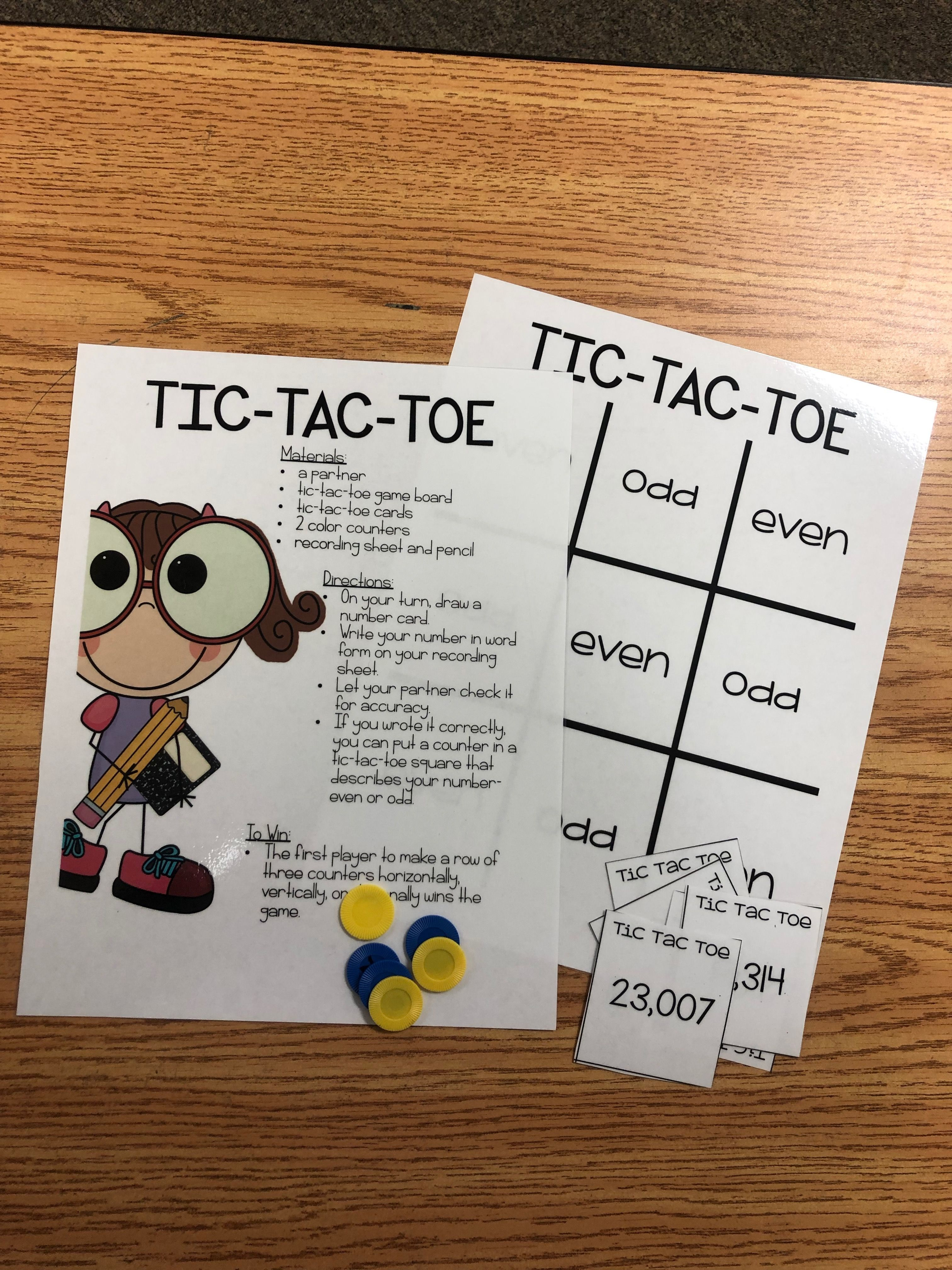 Place Value Interactive Math Unit For 3rd Grade