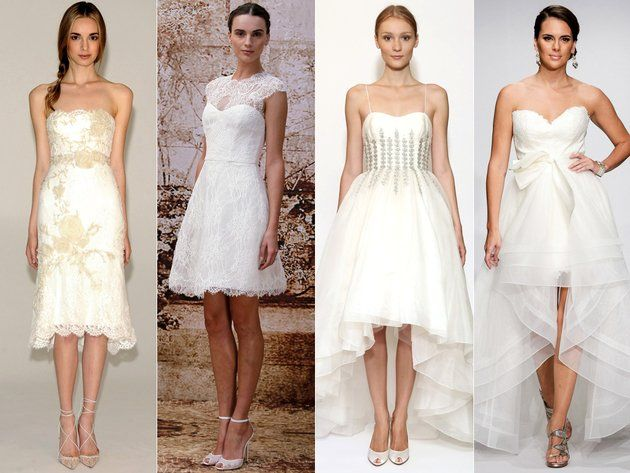 Wedding Dress Fashion Trends 2014 - If you're worried about the most important piece of the wedding puzzle, the dress, discover the latest bridal trends that will help you make the right choice.