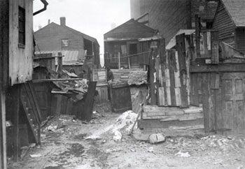 lewis hine hull house our backyard 1910 jane addams memorial rh pinterest com