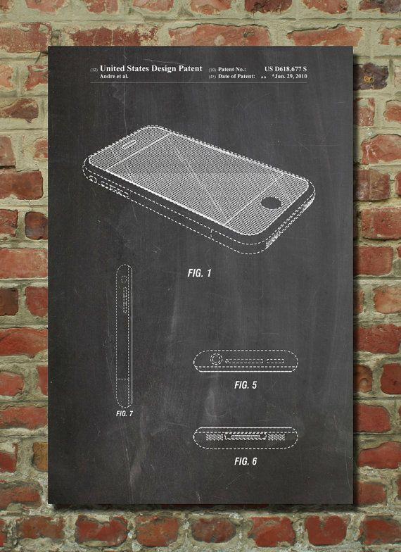 Iphone 3 patent poster apple computer macintosh steve jobs iphone patent wall art poster patent art blueprint malvernweather Image collections