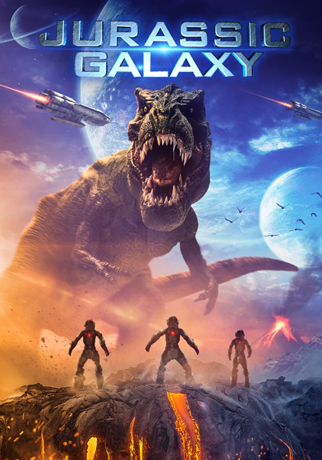Jurassic Galaxy Dinosaur Movie Hd Movies Hd Movies Download