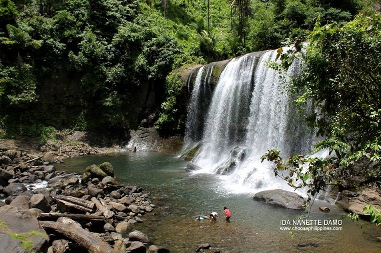 Davao Oriental S Next Tourism Gem Baganga S Curtain Falls Choose Philippines Find Discover Share Tourism Davao Philippine Holidays